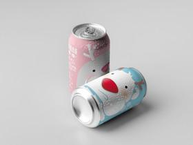 台灣菸酒 │ 啵啵氣泡清酒包裝