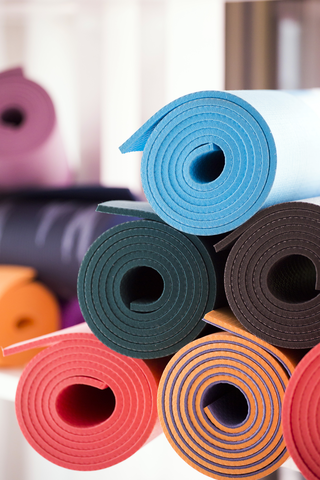 Yoga Mats, and more available