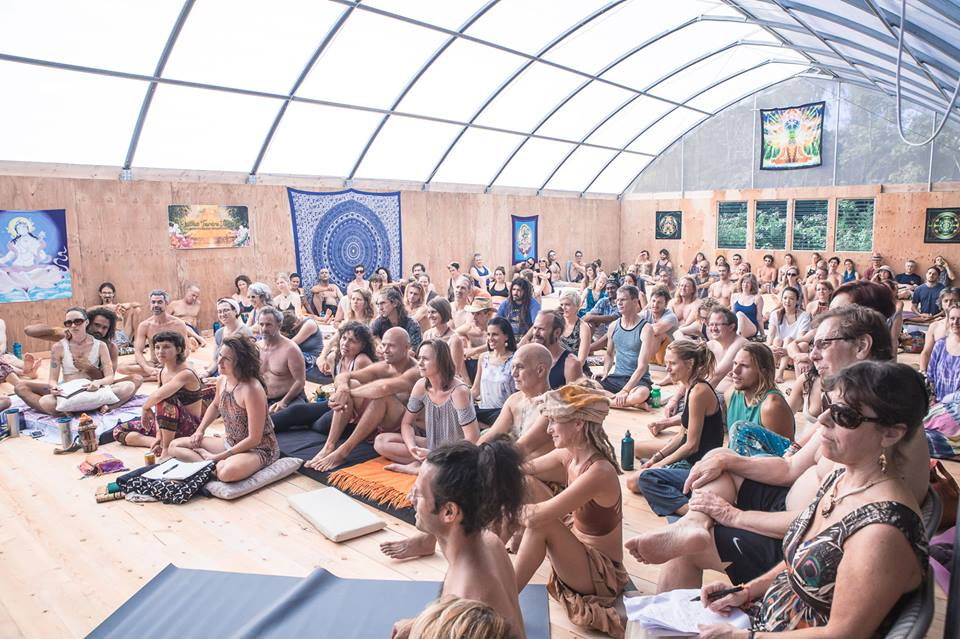Hawaii Tantra Festival group 2016