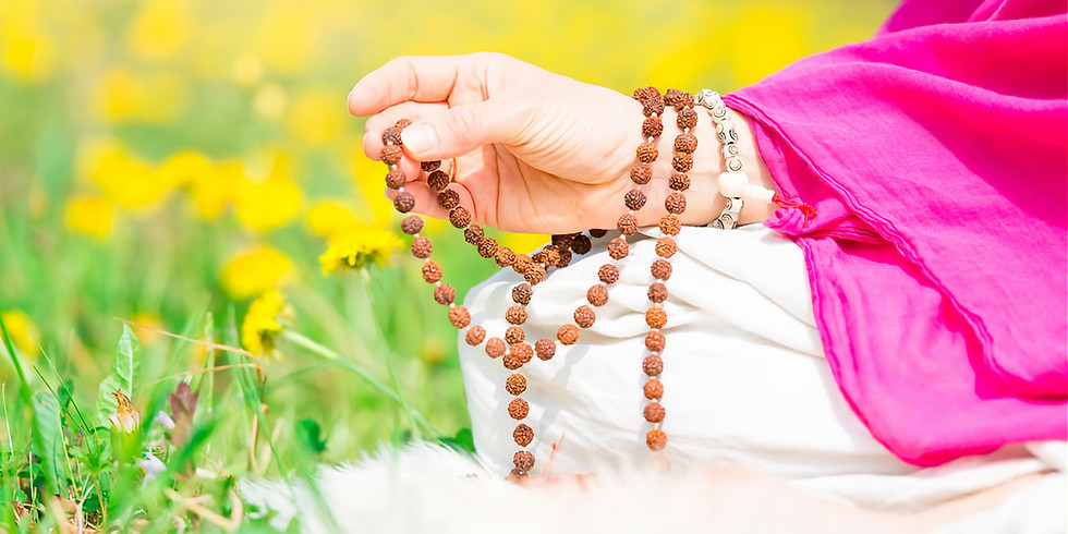 Concentration + Focus – Lean Into the Present With Mantra and Malas!