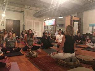 Learn How to Teach Meditation
