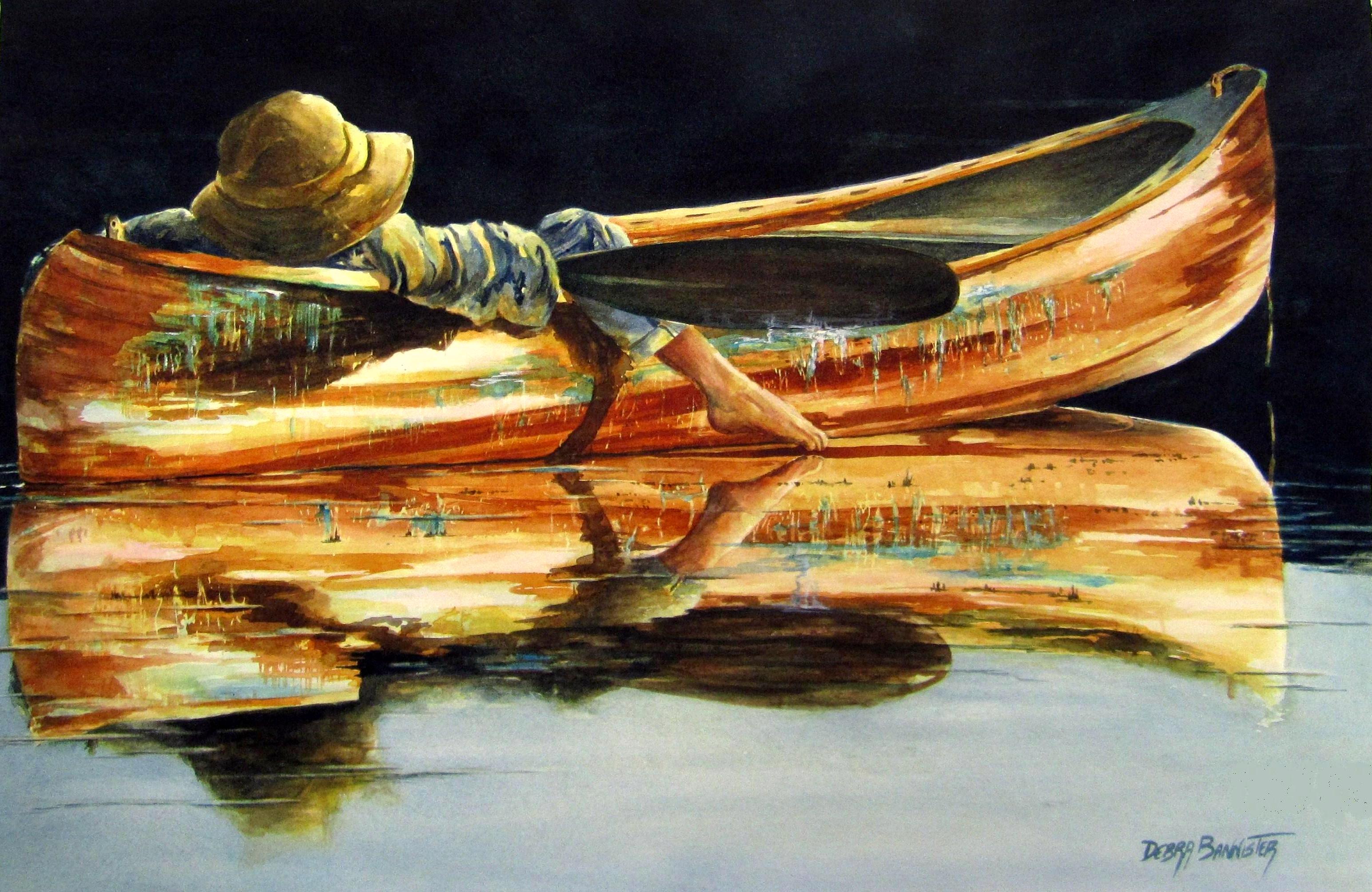 2014_04+My+Lazy+Canoe