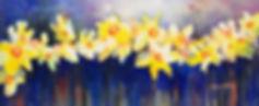 2019_04_17 Drunkin Daffodils 20 x 8 DBan