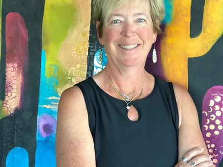 Interview With Artist Vicki O'Connor