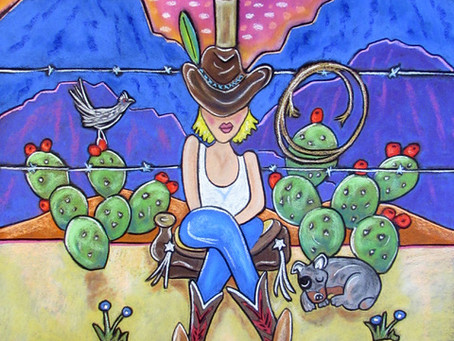Jenny Willigrod Pastel Artist