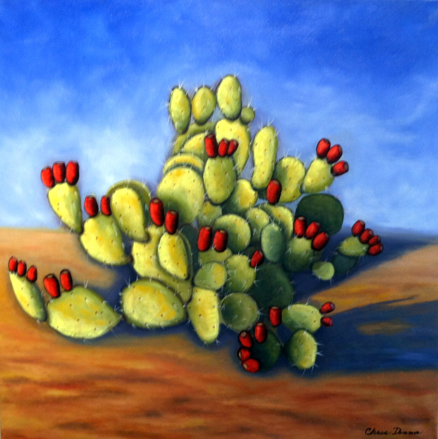golden prickley
