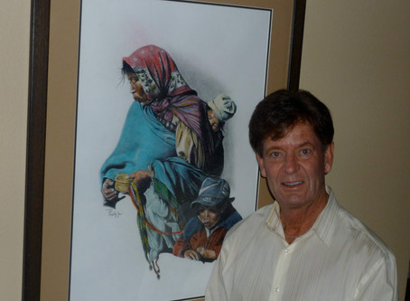 Interview with Member Artist    Tim Gallegly
