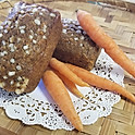 Carrot Bread Mini Loaf