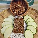 Apple, Zucchini with Pecan Mini Loaf