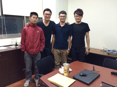 實驗室group meeting