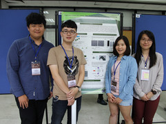 You-Rong Lin & Chin-Chi Hung@2017 ISSMD & 22nd SACST