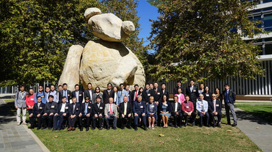 Guan-Yu Chen@12th UST-UCSD Bilateral Symposium