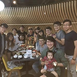 LAB@香港香港新生活飲茶