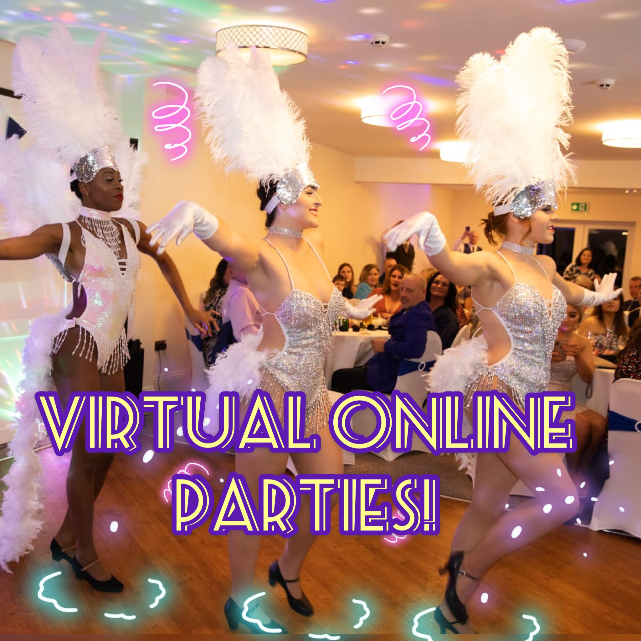 Virtual Online Dance Class