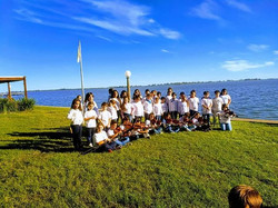 Argentina decime que se siente! _tv_publica en Chascomus, Capital Nacional de las Orquestas Infantil
