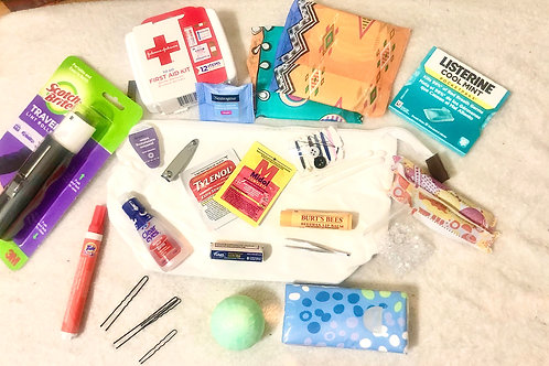 Mini Wedding Day Emergency Kit (Women)