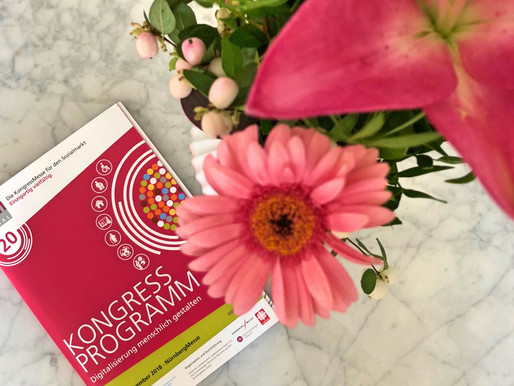 ANKÜNDIGUNG: Vortrag auf der ConSozial Messe in Nürnberg am 07.11.2018