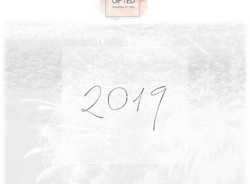 19 Gedanken für den Start ins Jahr 2019