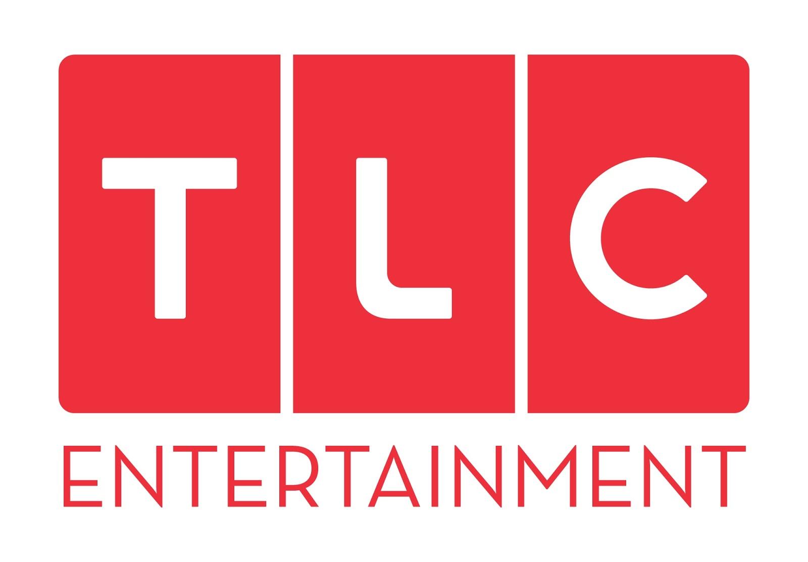 TLC ENTERTAINMENT NEW LOGO