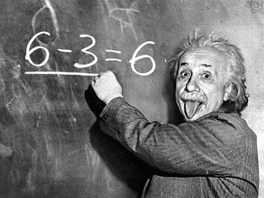 Os gênios e os inteligentes
