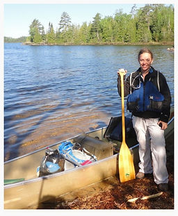 Guide Service Hayward Wisconsin Fishing Canoe Hiking Trips