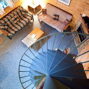 Cabin 1 & 2 floorplan