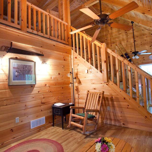 Cabin 3, 4 and 5 Loft