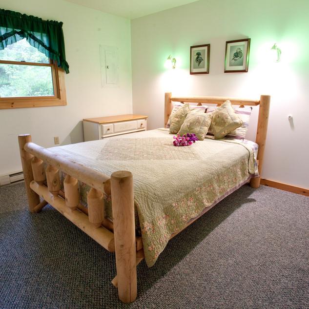 Cabin 3, 4 and 5 Loft Bedroom