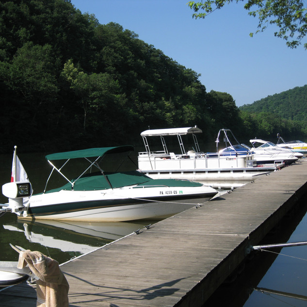 Boats at the Cove