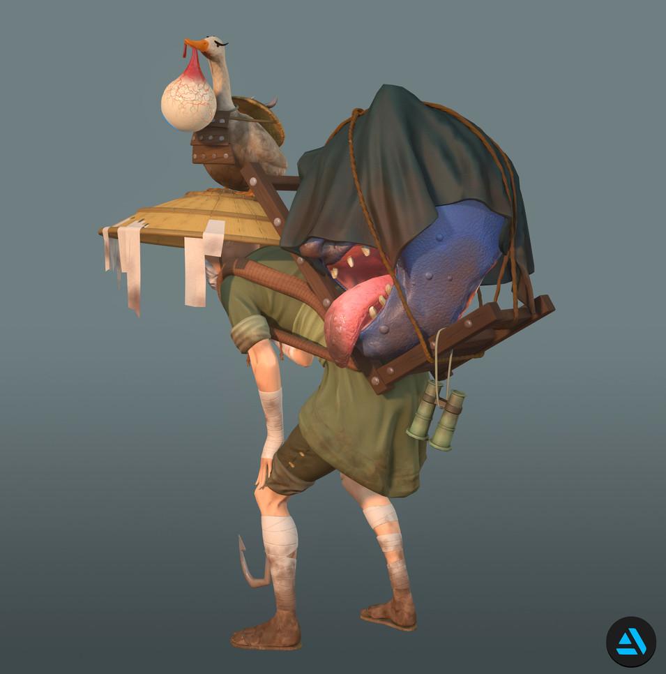 The Peasant / Feudal Japan