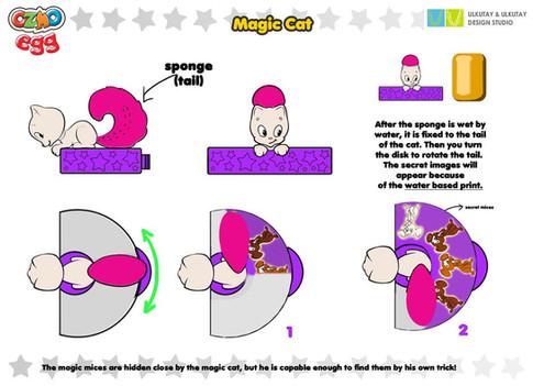 'magical' surprise toys