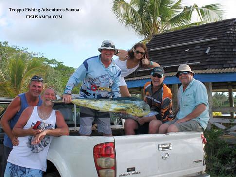 Murray River Boys Samoan Adventure