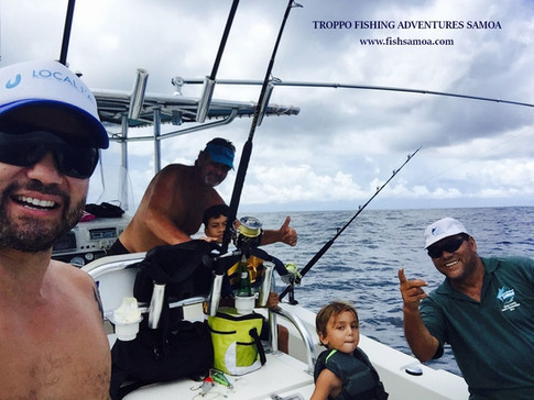 Jax & Dannys Bluewater Adventure