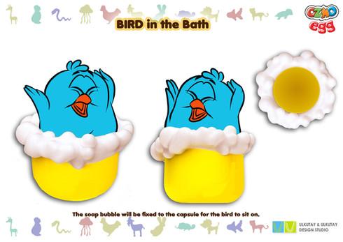 bird+in+bath