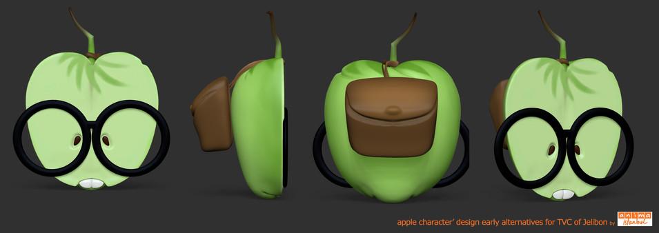 apple/jelibon