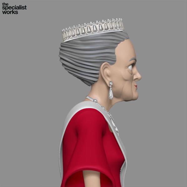 Queen Turntable