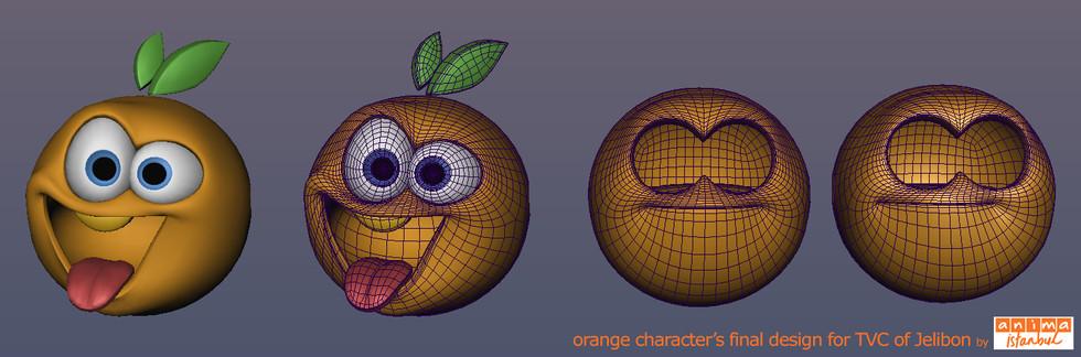 orange/jelibon