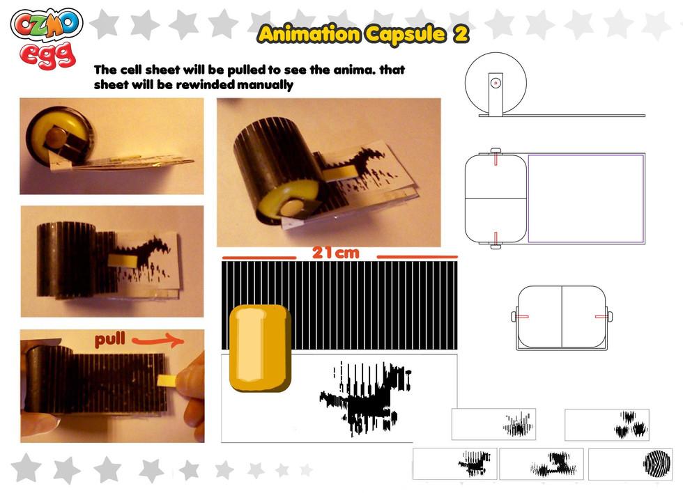animation capsule