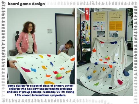 'toy for disabled children' workshop