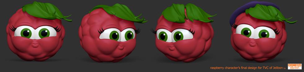 raspberry/jelibon