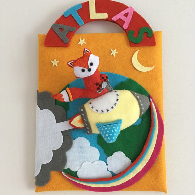 baby doordecor for ATLAS