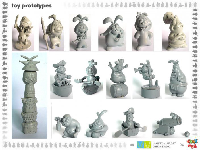 prototypes of the surprise toys