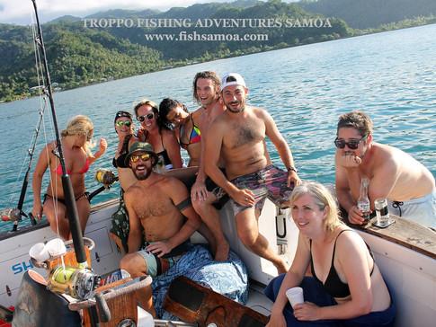 Australian Survivor In Samoa