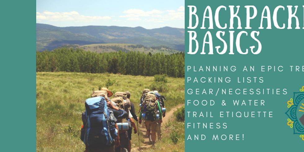 Backpacking Basics