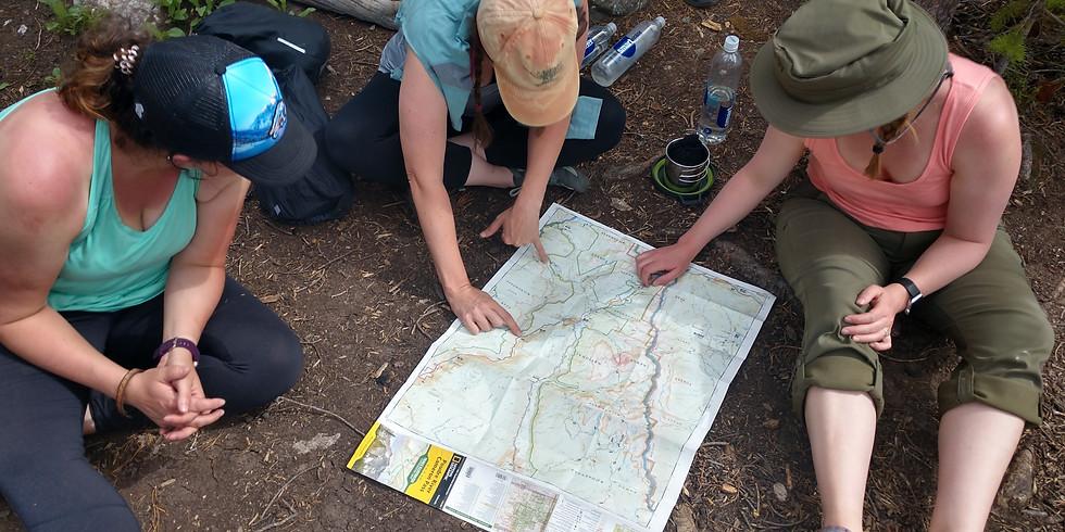 Hike + Learn (Basic Navigation)