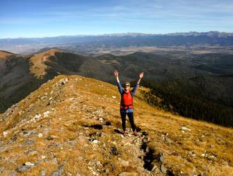 Meg Byers Peak Fraser, CO 10.10.15