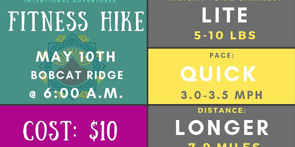 Fitness Hike- Bobcat Ridge