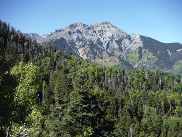 Mount Sneffels Wilderness 9.18.16