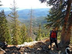 Meg. Byers Peak Hike10.10.15