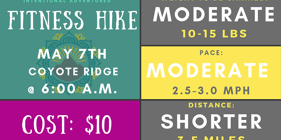 Fitness Hike-Coyote Ridge (1)